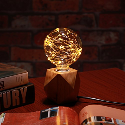 avaway e27 vintage led gl hlampe gl hbirne retro lampe f r nostalgie antik beleuchtung party. Black Bedroom Furniture Sets. Home Design Ideas